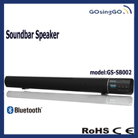 2.1 CH bluetooth soundbar for TV with Home Theater sound system