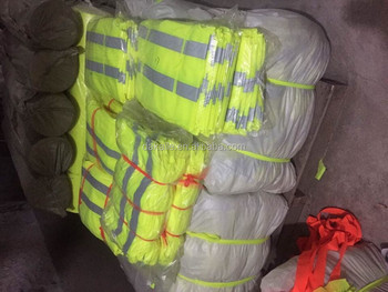 fast delivery reflective vest 60g 70g 80g 90g 100g