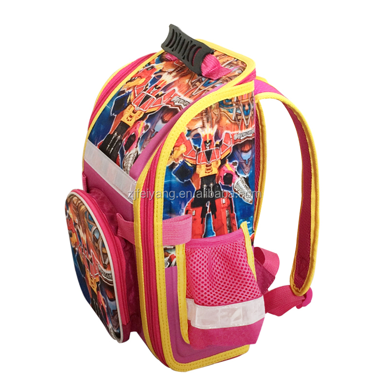 Polyester material useful bag school bag ,backpack for boys