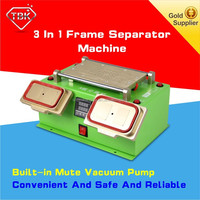 100% lcd seperator machine separate glass lens, touch screen, LCD replace old, broken, cracked, damaged, faulty glass lens