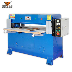 hydraulic plane label cutting machine
