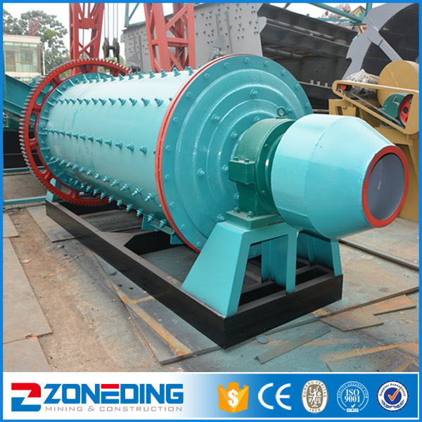 Factory Price Mineral Ball Mill Machine for Sale