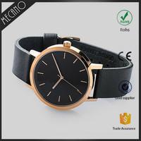 Small Quantity Custom Logo Simple Minimalist Watch