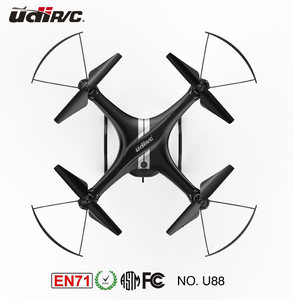 FPV Optical Flow Drone quadcopter kit U88 with HD Camera