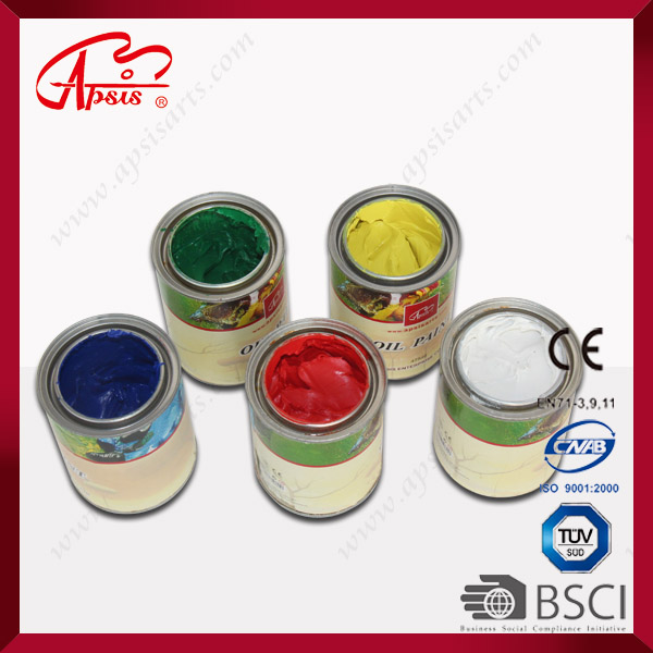 Direct Manufacturer oil paints