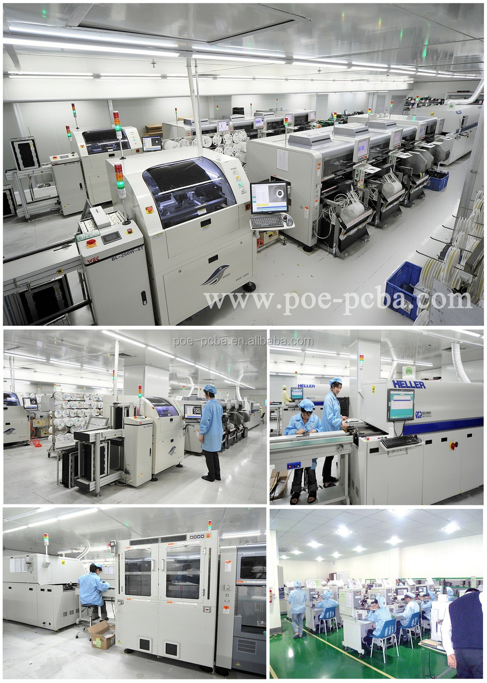 Electronic Circuit Assembly Popular Kits Buy Cheap Board Pcb From Changzhou Yunbo Electro Fast Pcba Prototype