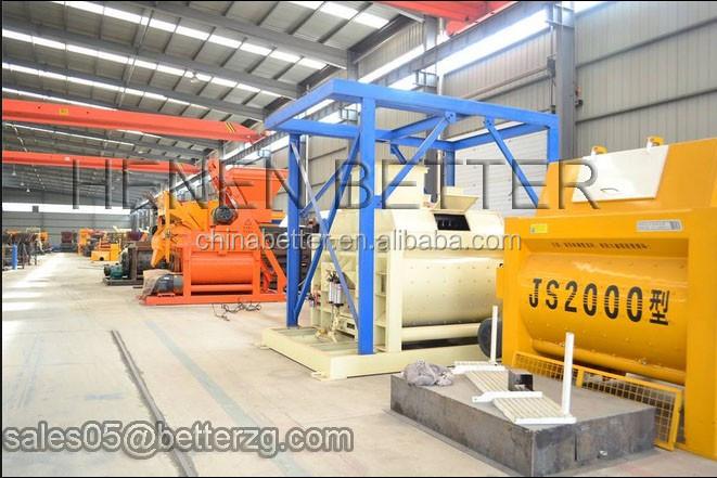 JS1000 concrete mixer 2013 hot sale in better-js750 concrete mixer manual concrete block moulding machine
