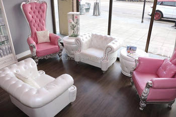 Jr307b Clic Tufted Chesterfield Leather Sofa Living Room Genuine Set Vintage