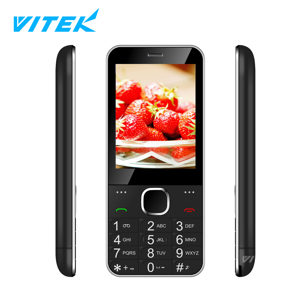 Cellular Phone Factory, Long Talk Time Battery Mobile Phone 2.4Inch 2.8Inch