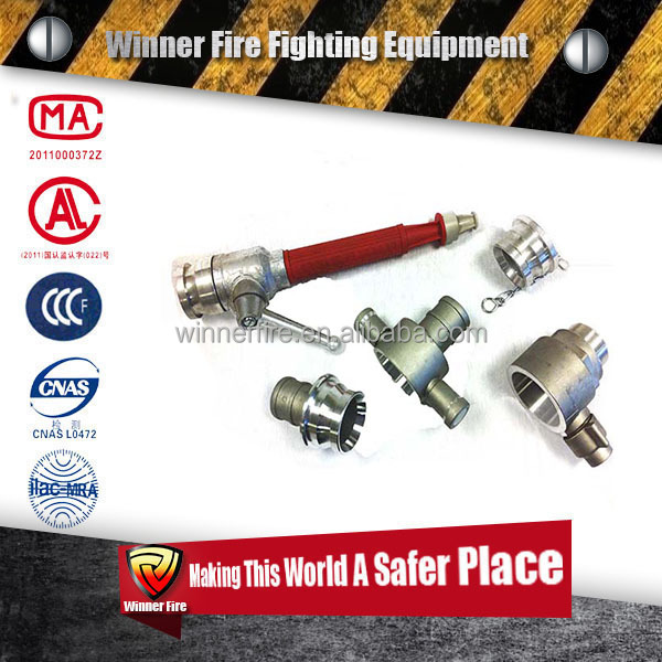 Directional and Quick Fire hose coupler with best price