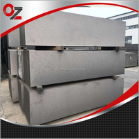 Carbon Graphite Block Used in Steel Making price per kg