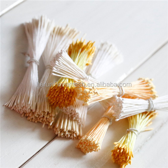 Craft floral stamen- double sided artificial stamen for hand work flowers