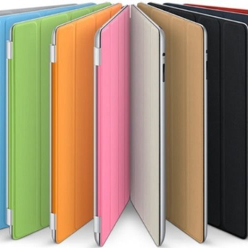 Ultra Slim Smart Cover Magnetic PU Leather Case Stand For Apple iPad