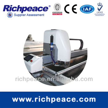 Richpeace Computerized Fully Automatic Cutting Machine for Garment/Textile/Fabric