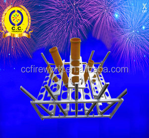 "2.5"",3"",4"",5"",6"" display shells fireworks mortars racks/fireworks display racks"