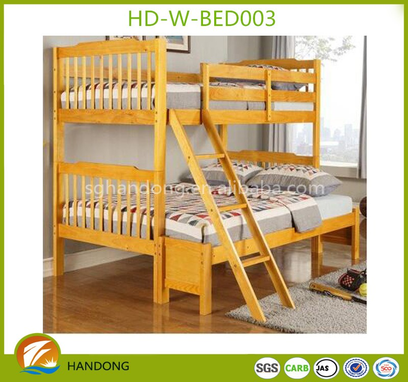 Hot sale and cheap furniture kids wood bunk bed wholesale for Cheap bunk beds for sale