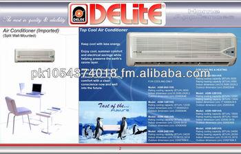 Delite - Buy Split Type Air Conditioner Product on Alibaba com