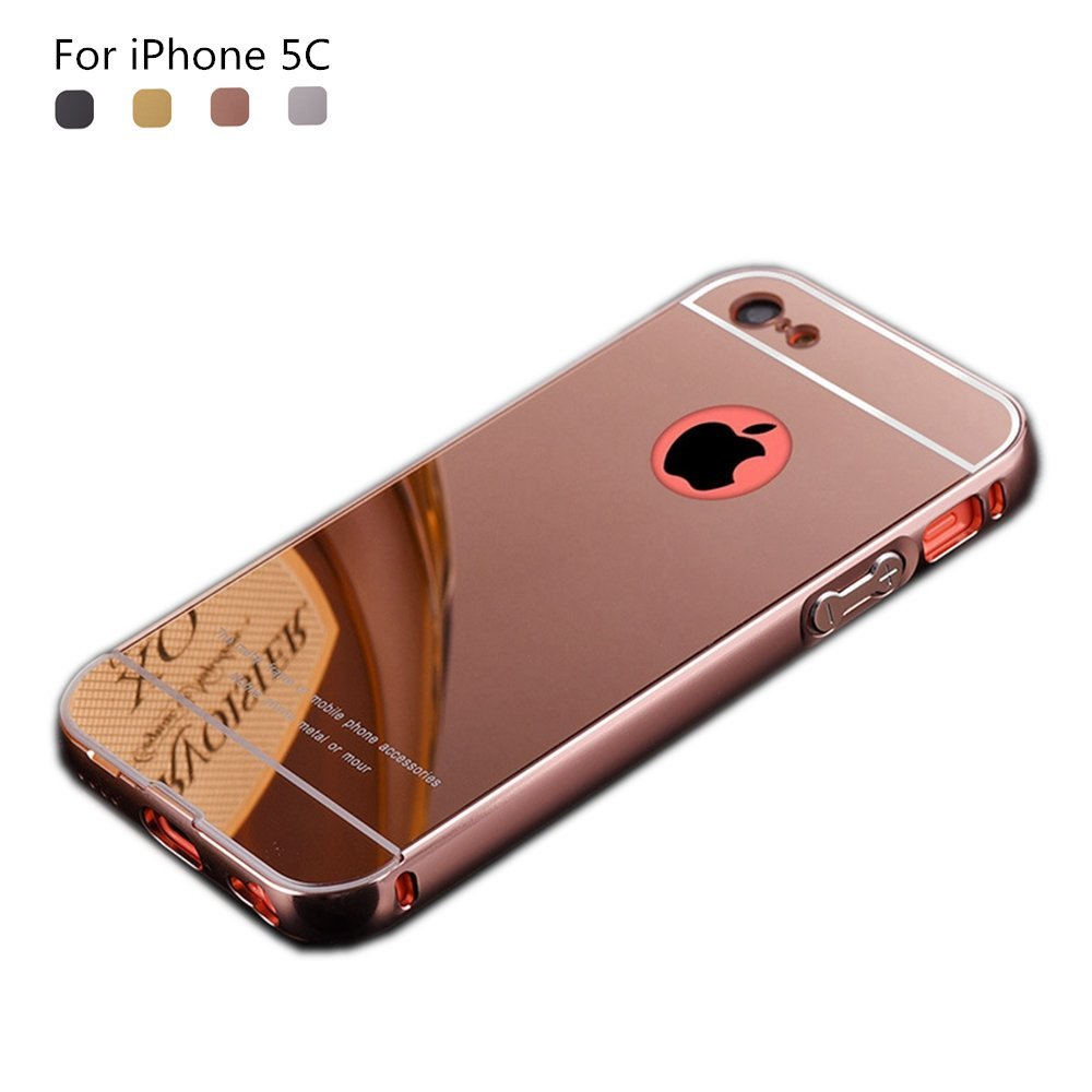 Cheap Gold Aluminum Mirror Coil Find Samsung Note 4 Backcase With Metal Aluminium Bumper Black Get Quotations Iphone 5c Rose Mirrored Case Gravydeals Stylish 2 In 1 Design Ultra Slim