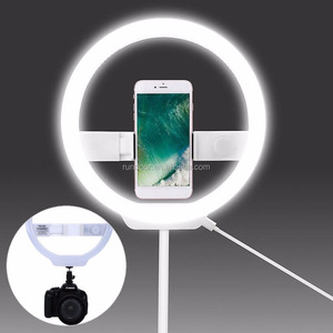 Portable beautify LED light YONGNUO YN128 Photography LED Ring Light Dimmable Ring Live Video Lamp