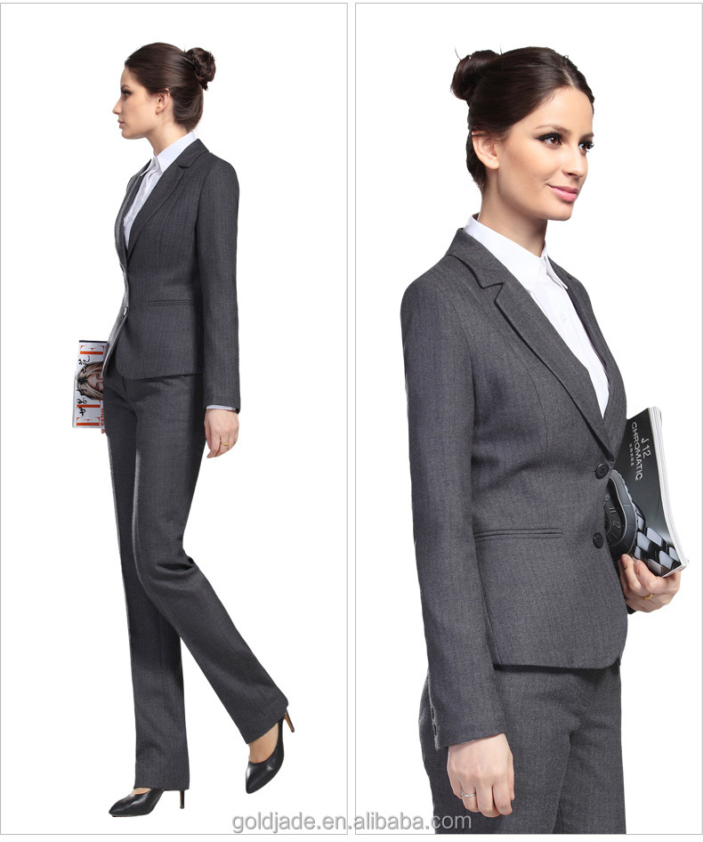 2015 Latest Hot Sale Office Uniform Designs Buy Ladies Office Uniform Design Office Uniform