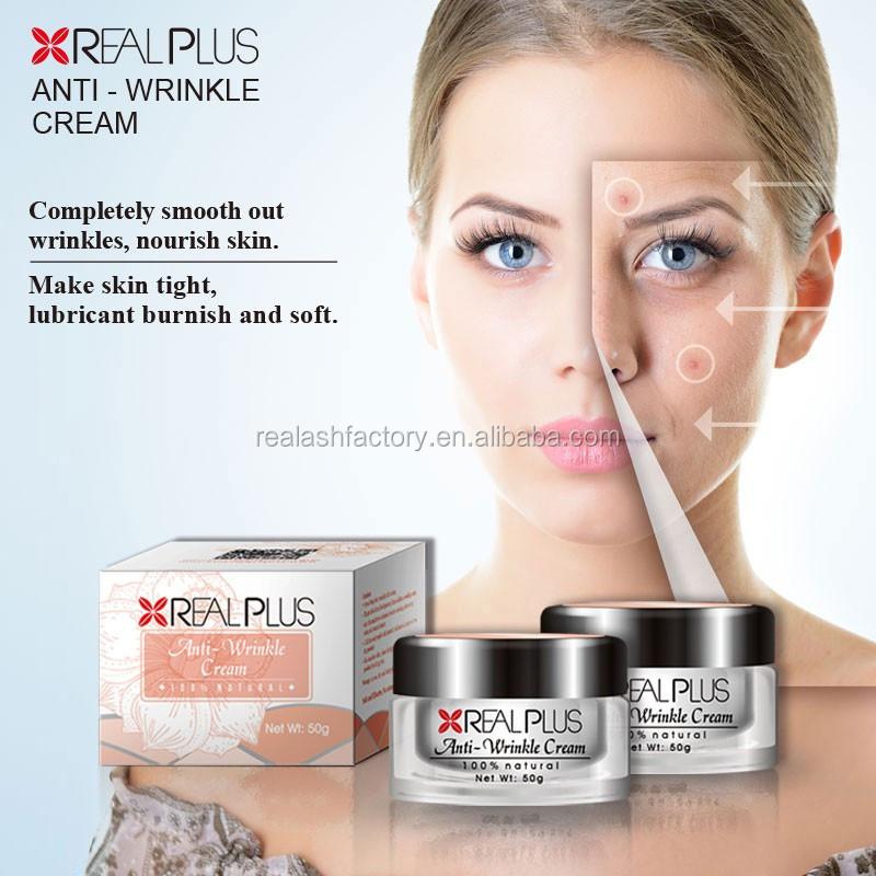 Facial skin firming cream