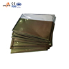 First-Aid Devices Type Waterproof foil silver mylar thermal rescue emergency blanket