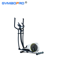 Magnetic Home Use Elliptical Exercise Bike Machine Fitness Cross Trainer