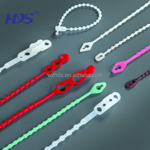 Knot Cable Ties/Bead Cable Ties/Knot Ties and Bead Ties