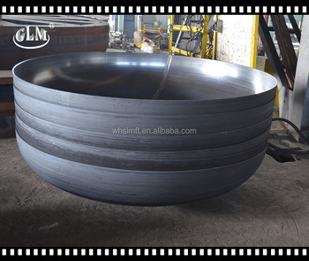 best price made in china carbon steel tank ends