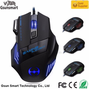 Gm-06 High Cpi Adjustable 6d Usb Optical Mouse Driver Wired Gaming Mouse -  Buy Wired Gaming Mouse,6d Optical Mouse Driver,Optical Mouse Product on