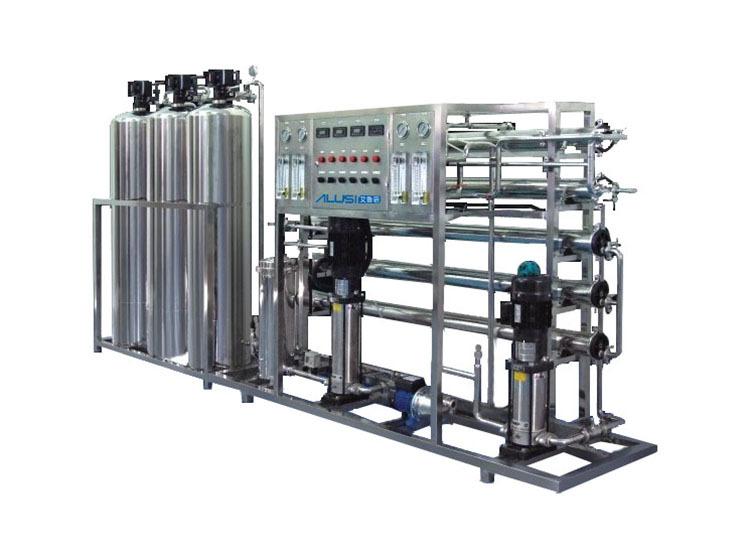 Mini Desalination Plant : Aro manufacturer mini ro water treatment plant for sale