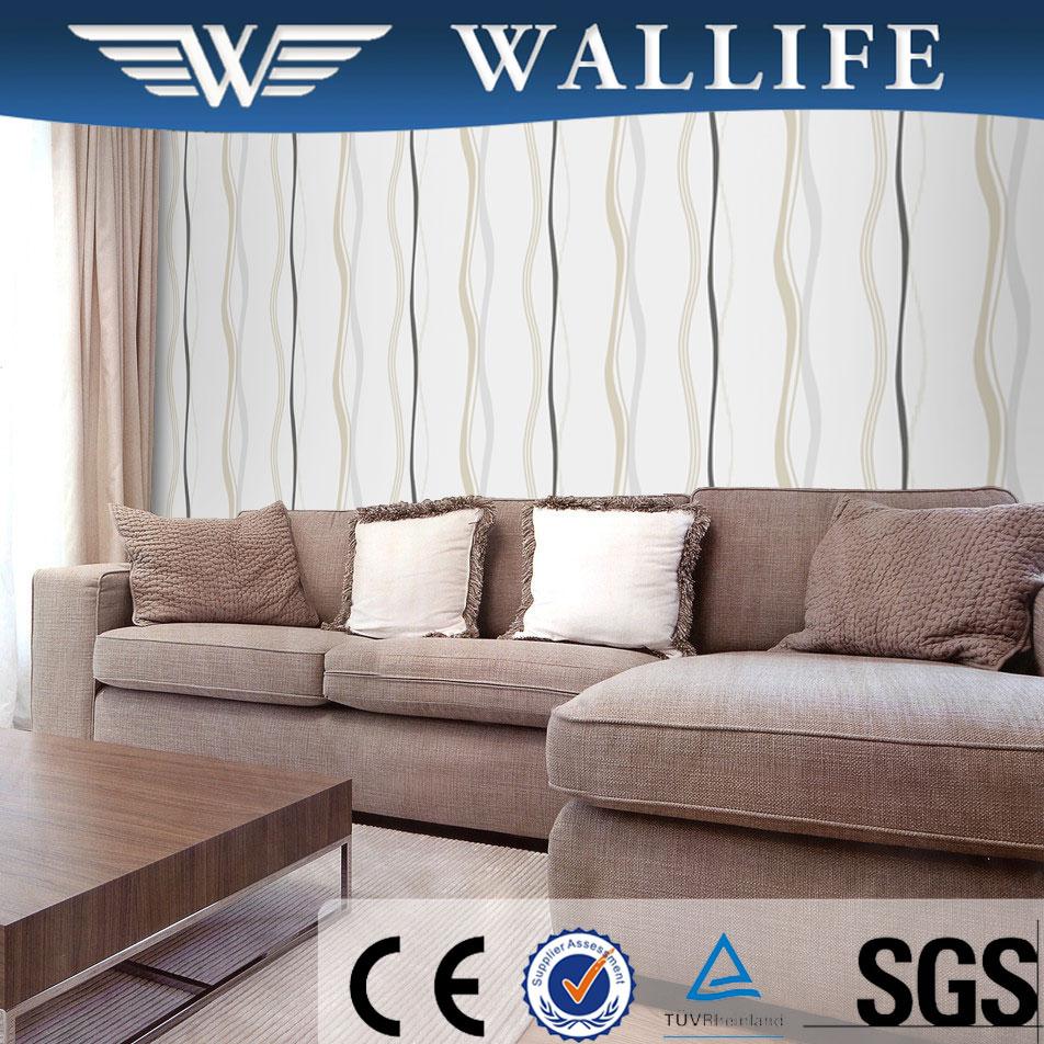 Df10206 commerci le vinyl waterdichte reli fbehang for Vinyl waterproof wallpaper