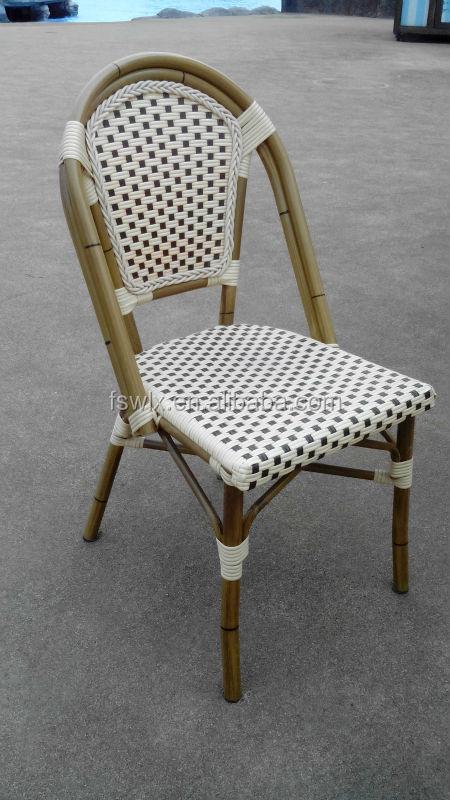 Metal Welding Bamboo Look Chair With Rattan Buy Bamboo