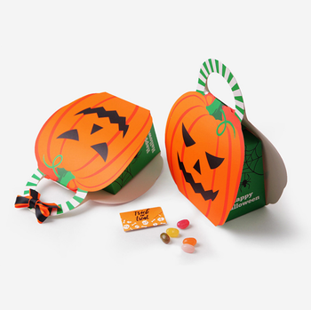 Halloween Pumpkin Cartoon Images.Hand Held Halloween Package Cartoon Pumpkin Paper Folding Candy Box Buy Paper Folding Candy Box Product On Alibaba Com