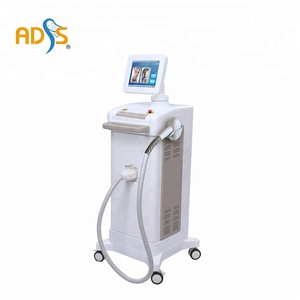 wholesale soprano 808nm pain free diode laser hair removal forever free hair removal