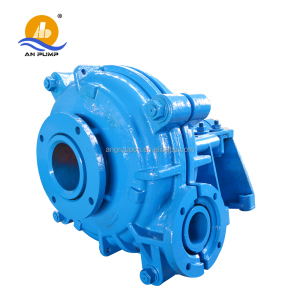 Work in series low volume high pressure slurry pump