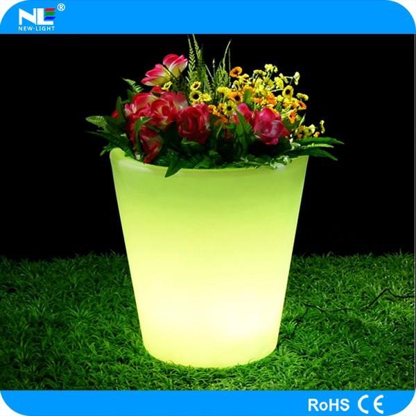 Alibaba Hot Sale High Tech Garden Outdoor Solar Led Flower Pot   Buy Solar  Led Flower Pot Light,Led Flower Pot,Led Flower Pot Light Product On  Alibaba.com