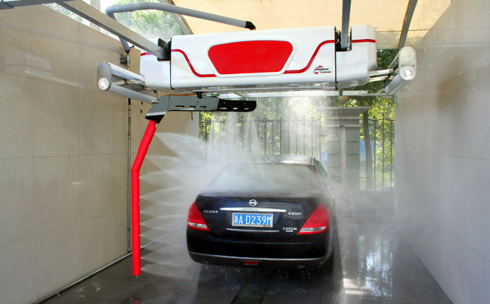 Good and wholesale price CW-M7 touchless car wash equipment machine system price