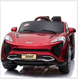 Unique SUV kids electric car with 390 motor 4 wheel drive/12v7AH big battery operated car
