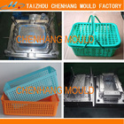 Household goods of plastic waste bin mould