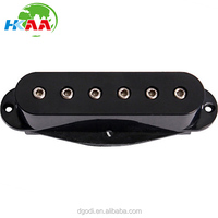 High Quality Black Single Coil Electric Guitar Pickups