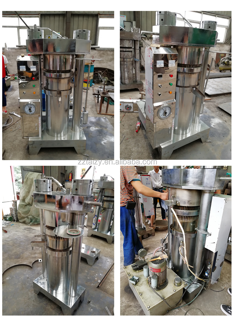 Hydraulic oil press 참 깨 씨 oil press machine japan industrial 냉 프레스 oil 기계