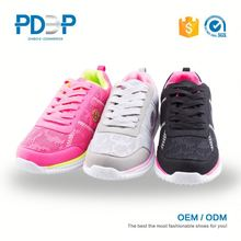 Best selling fashion model cheap import export sport shoes