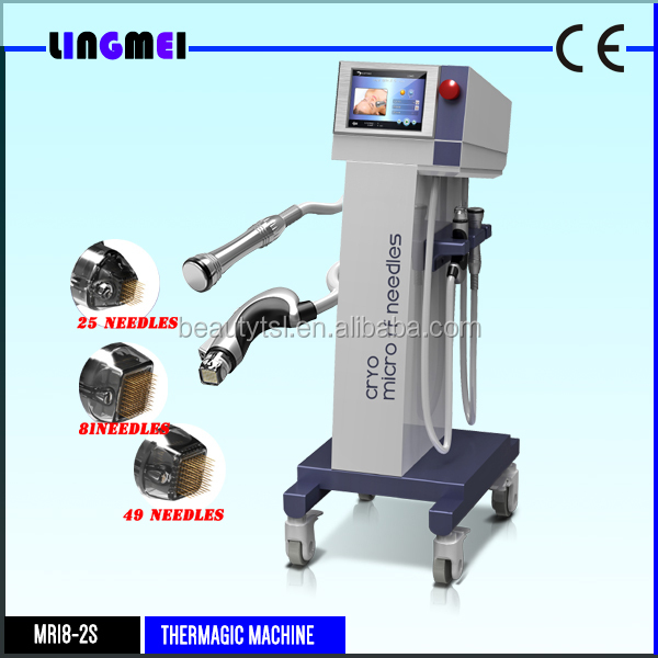 Best effective mr18-2s micro needle face lifting microneedle fast wrinkle removal fractional rf pixel medical fractional