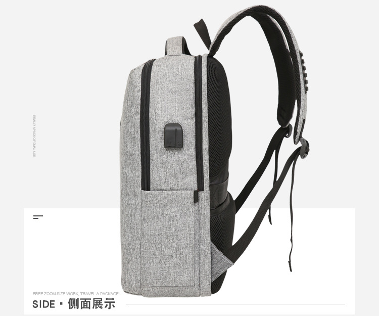 2019 new design College school Bag travel business daypack