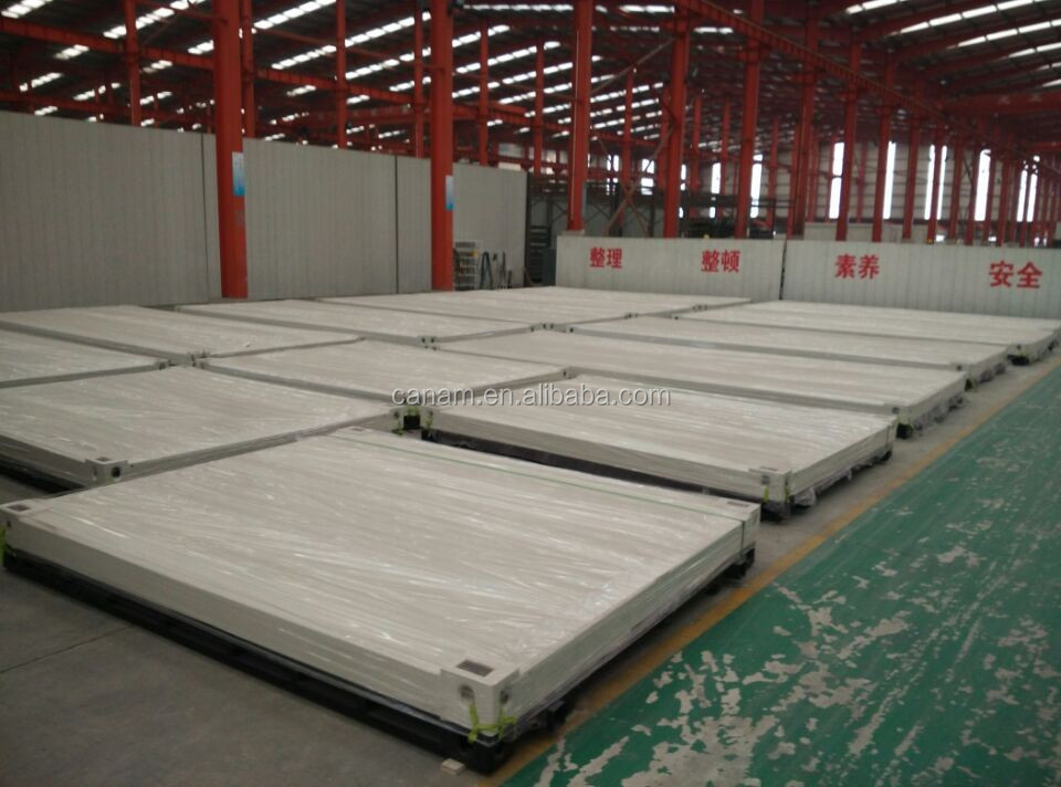 iso certification good quality easy install steel prefabricated houses