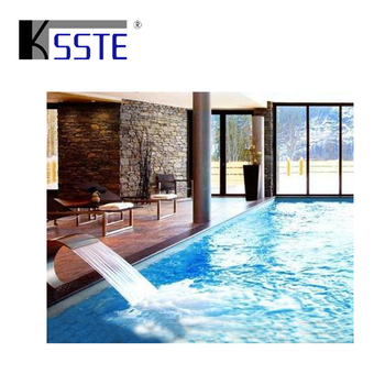 High Quality Stainless Steel Jet Nozzle Swimming Pool Waterfall Outdoor  Wall Water Curtain Fountains - Buy Stainless Steel Swimming Pool ...