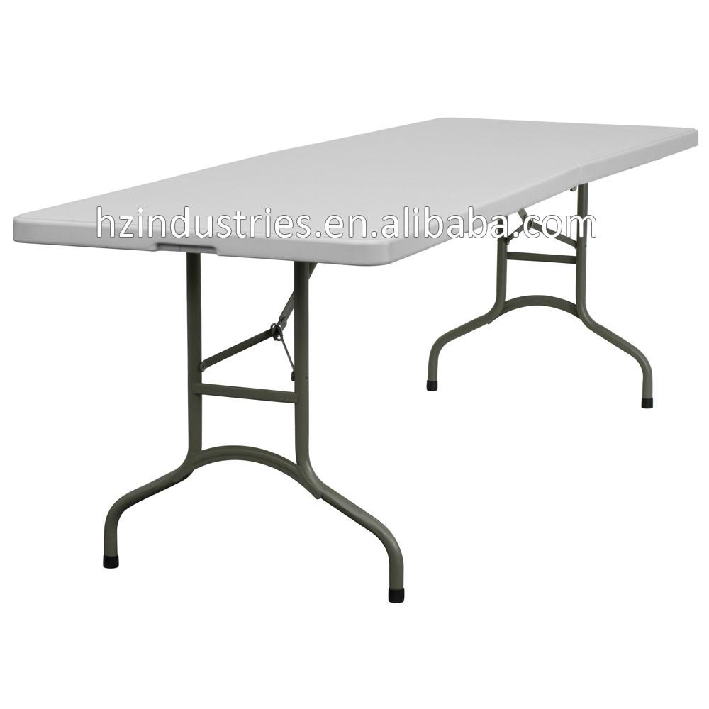 goedkope plastic tafel outdoor tafel plastic opklapbare plastic tafel klaptafels product ID