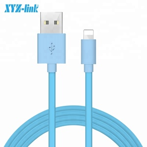 High quality mfi 1m fast charging USB CABLE for iphone