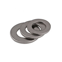 M6 M8 M10 M12 M16 A2 stainless steel SS304 flat washer DIN125